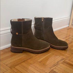 Franco Sarto Roalba Waterproof Fur Lined Boots